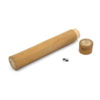 Bamboo Identity Paper Holder