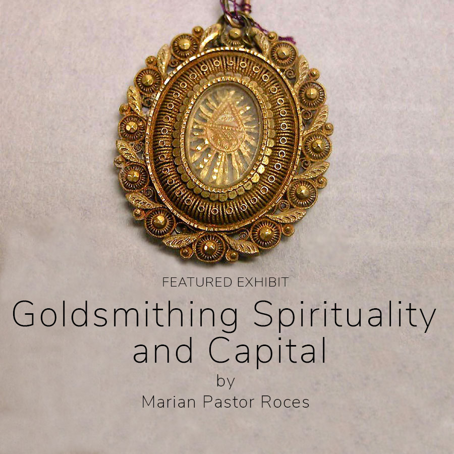 Goldsmithing Spirituality and Capital